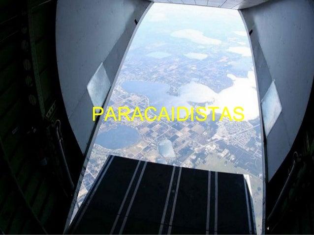 PARACAIDISTAS