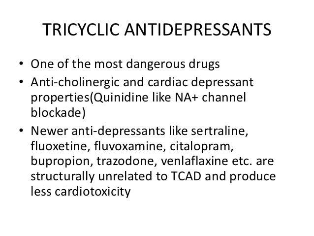 Fluvoxamine Luvox Overdose