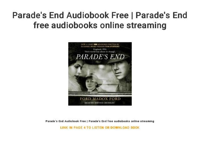 ParadeS End Stream
