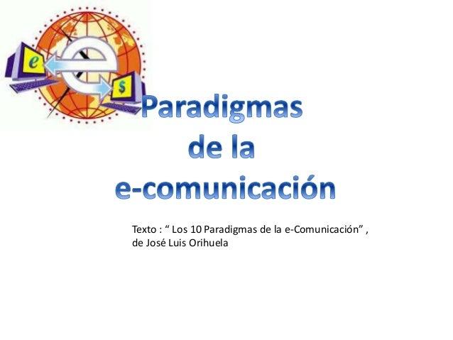 Enfoques de la Comunicaci n - IZAMORAR