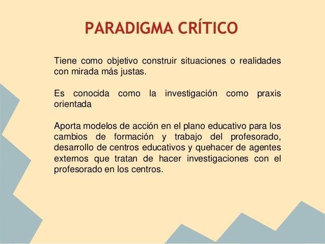 Paradigmas de la investigaci n acci n for La accion educativa en el exterior