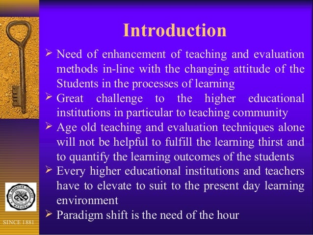 paradigms evaluation of learning Learning theories tend to fall into one of several perspectives or paradigms, including behaviorism, cognitivism, constructivism, and others here are som.