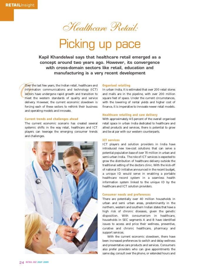RETAILInsight                                           Healthcare Retail:                                       Picking u...