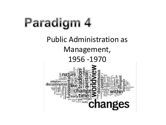 models of public administration Citizen participation: models and methods kathe callahan school of public affairs and administration rutgers , the state universityof new jersey.