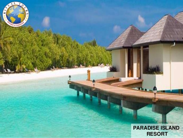 Paradise Island Resort Maldives For Usd 532 Valid For Only