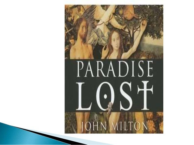 paradise lost 3 essay View essay - paradise lost essay from english 338 at cuny hunter english 338: survey of english literature december 10, 2013 paradise lost: satan the hero and villain john miltons, paradise lost, is.