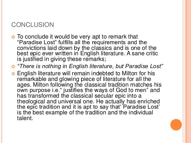 paradise lost a poem written in ten books essays A list of important facts about john milton's paradise lost, including setting, climax time and place written (ten books), 1667 second edition.