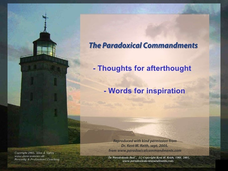 - Thoughts for afterthought - Words for inspiration