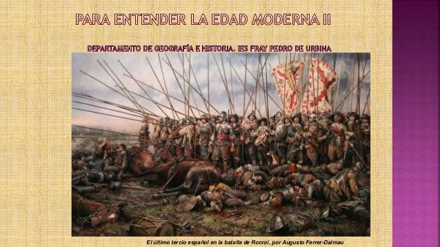 El último tercio español en la batalla de Rocroi, por Augusto Ferrer-Dalmau
