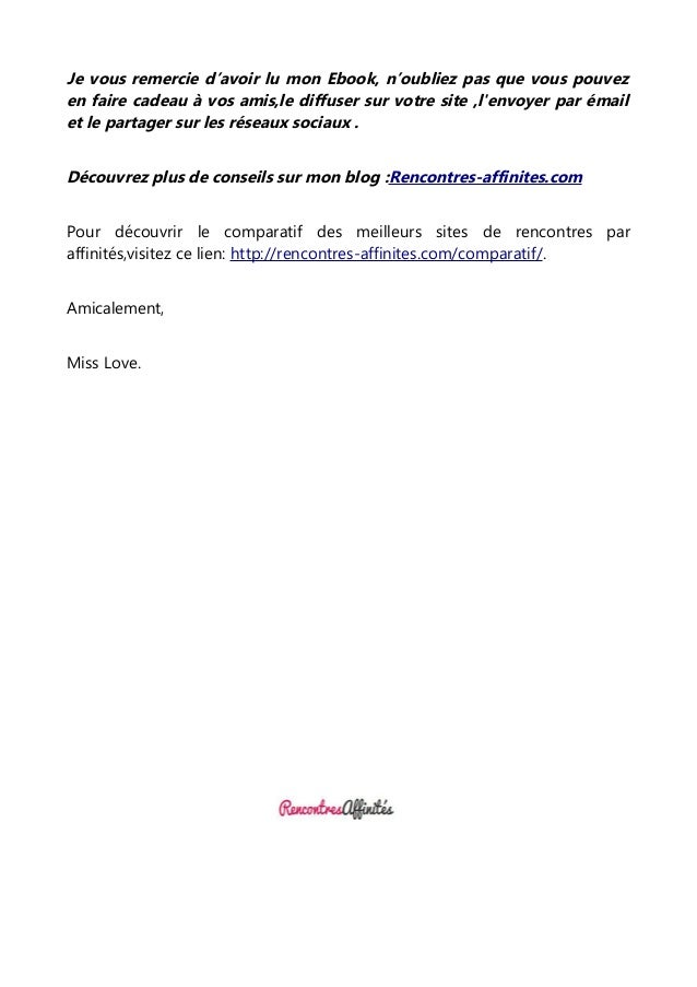 Comment devenir animatrice site de rencontre