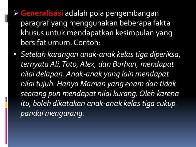 Paragraf Makalah