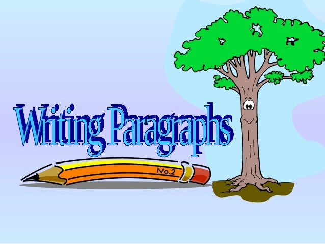 What is a Paragraph? • A paragraph is a group of sentences that tells about one subject or area. • Each sentence in a para...