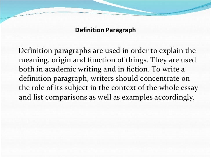 order of paragraphs in an essay How to structure paragraphs in an essay do you watch the super bowl every year so, in order for your essay to be clear and easily understood.