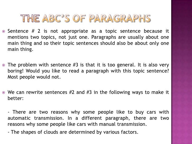 abcs of writing Effective writing skills effective business writing demands at least a little prior planning before you begin, you need to keep three basic principles in mind.