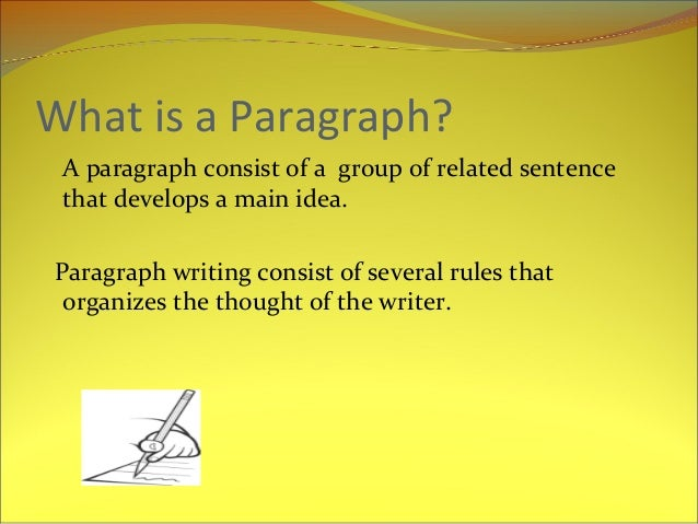 Paragraph writing dallle