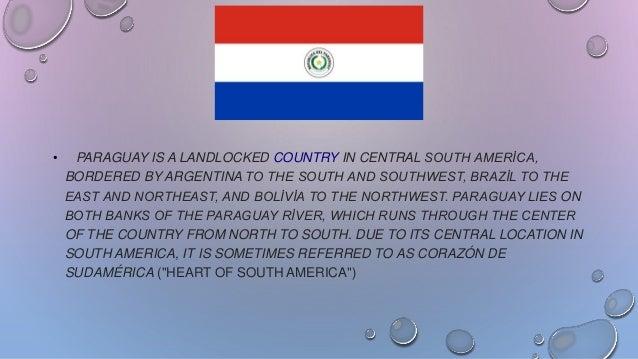 Paraguay Slide 2
