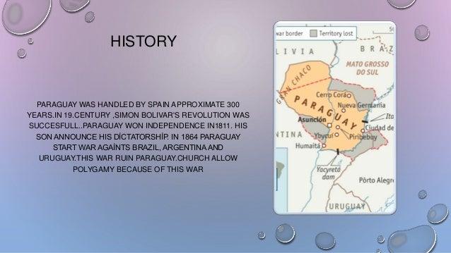 Paraguay Slide 3