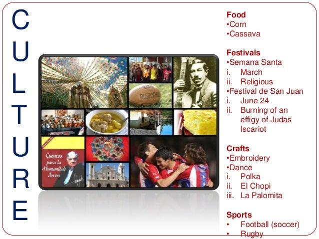 Paraguay PowerPoint - Paraguay culture
