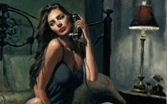 Fabian Perez is an artist born in Buenos Aires, 1967. He currently resides in Los Angeles and is known for his paintings o...