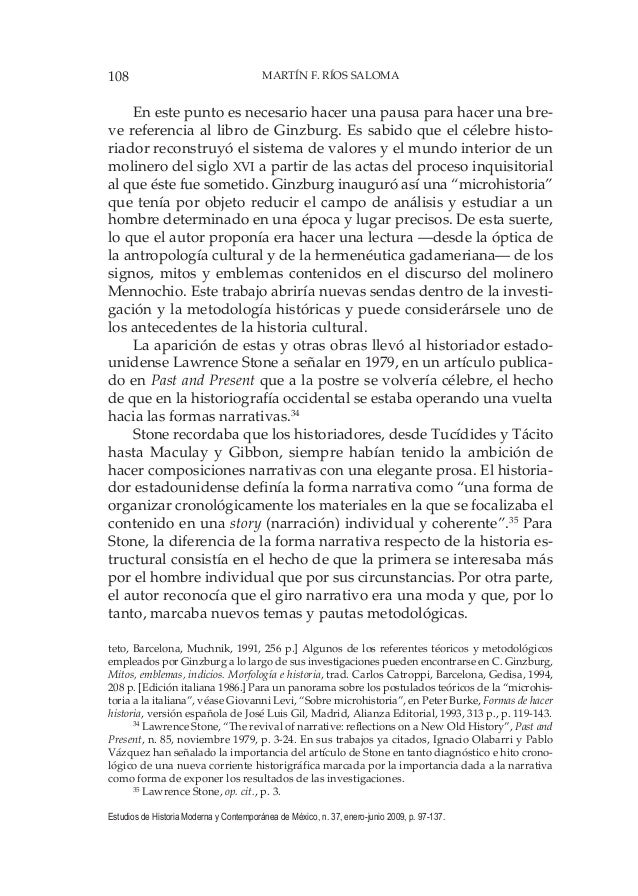 108 MARTÍN F. RÍOS SALOMA Estudios de Historia Moderna y Contemporánea de México, n. 37, enero-junio 2009, p. 97-137. En e...