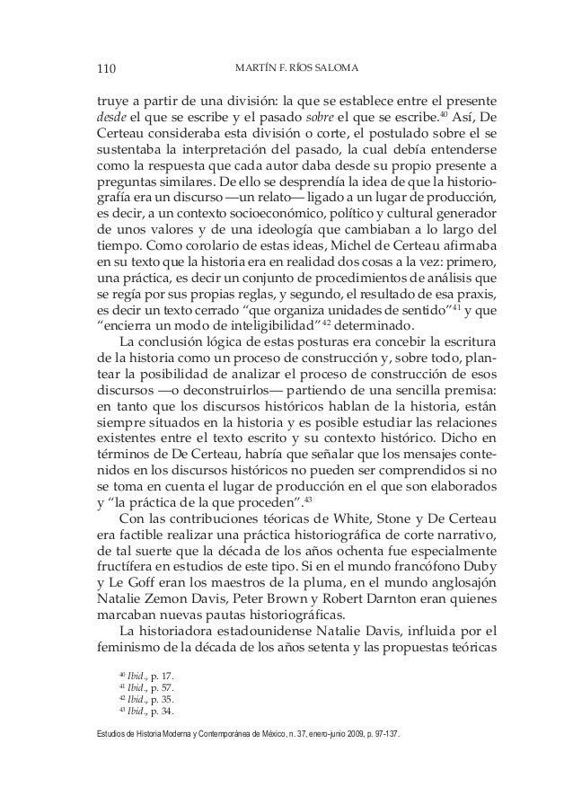 110 MARTÍN F. RÍOS SALOMA Estudios de Historia Moderna y Contemporánea de México, n. 37, enero-junio 2009, p. 97-137. truy...