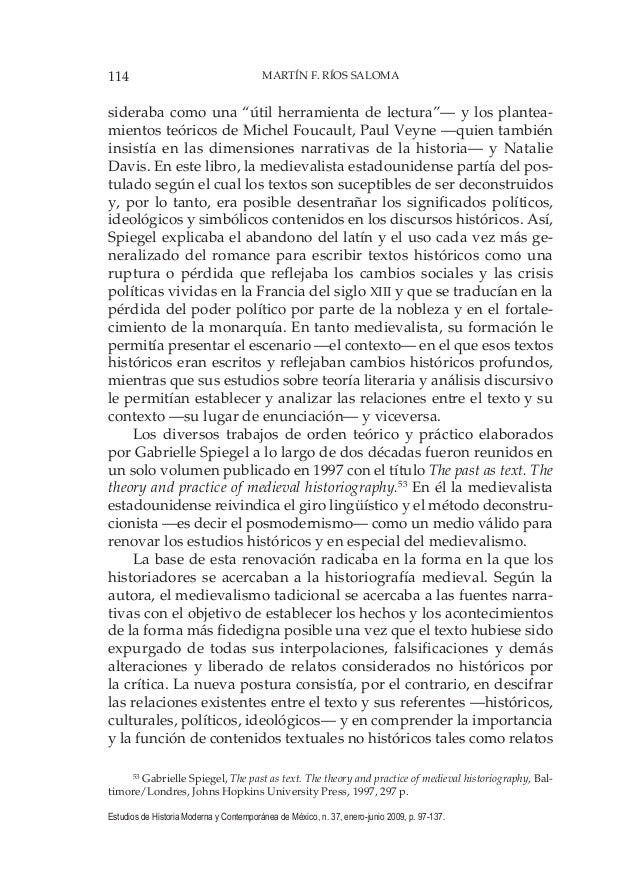 114 MARTÍN F. RÍOS SALOMA Estudios de Historia Moderna y Contemporánea de México, n. 37, enero-junio 2009, p. 97-137. side...