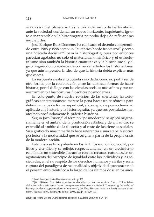 118 MARTÍN F. RÍOS SALOMA Estudios de Historia Moderna y Contemporánea de México, n. 37, enero-junio 2009, p. 97-137. vivi...