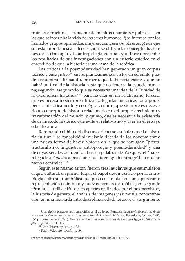 120 MARTÍN F. RÍOS SALOMA Estudios de Historia Moderna y Contemporánea de México, n. 37, enero-junio 2009, p. 97-137. trui...