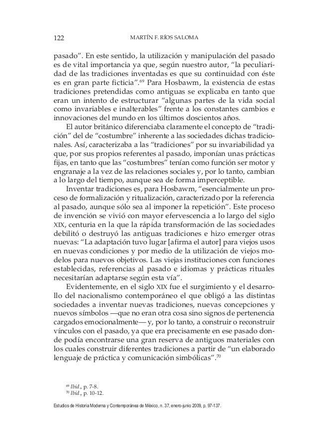122 MARTÍN F. RÍOS SALOMA Estudios de Historia Moderna y Contemporánea de México, n. 37, enero-junio 2009, p. 97-137. pasa...