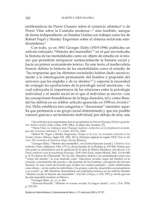 100 MARTÍN F. RÍOS SALOMA Estudios de Historia Moderna y Contemporánea de México, n. 37, enero-junio 2009, p. 97-137. embl...