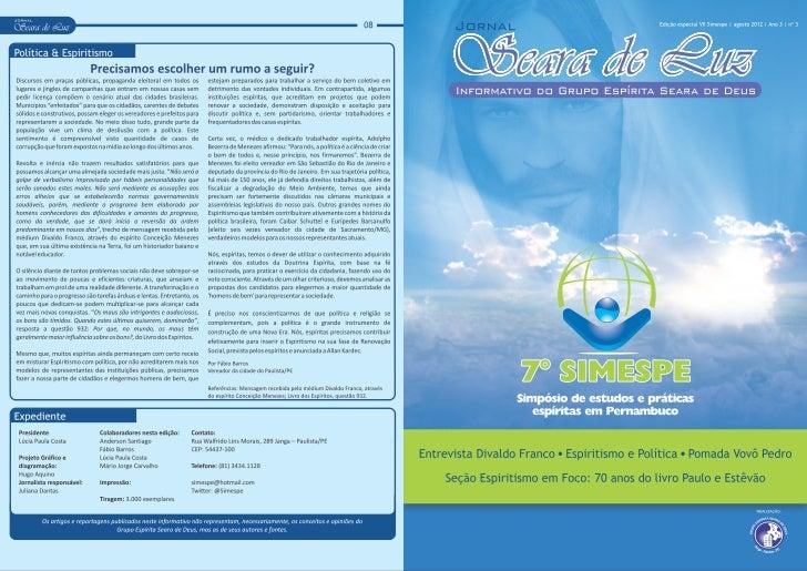 Jornal 7º Simespe