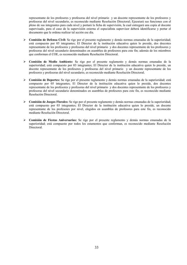 34 TITULO QUINTO: GESTIÓN DE TRABAJO EDUCATIVO