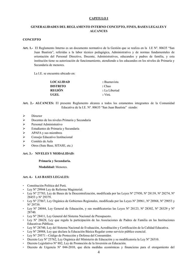 5 documento de identidad a la población de menores recursos. - Decreto Supremo Nº 026-2003-ED, que dispone que el Minister...