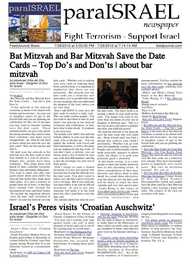 Para israel 29072010