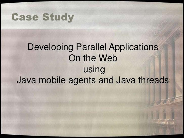 message passing in java tutorial