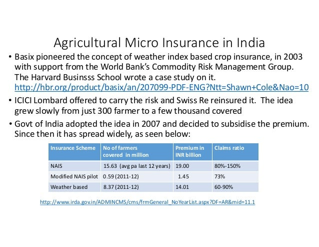 Microinsurance In Uganda: A Case Study Of An Example Of ...
