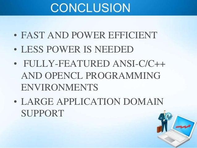 Parallella seminar ppt Ansi c compiler online