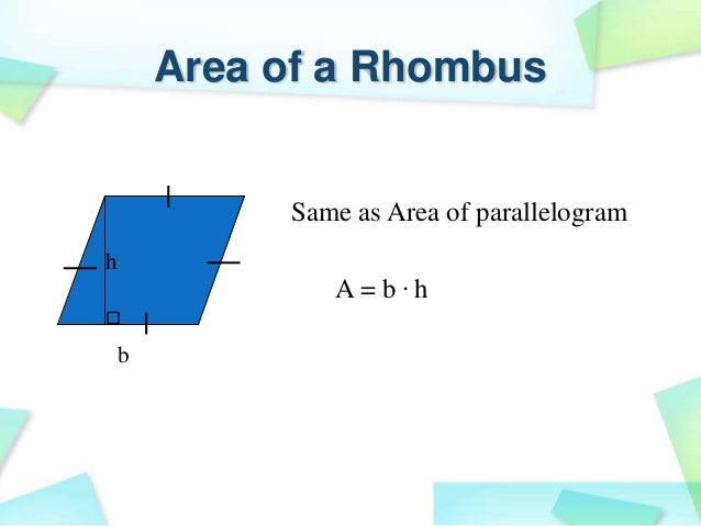 area of parallelogram essay Parallelograms are a specific type of quadrilateral – which is a four-sided shape  – but what distinguishes parallelograms from other.