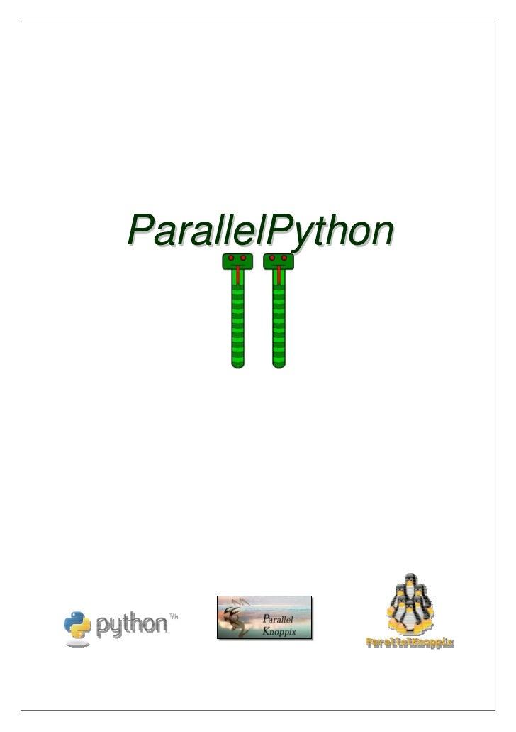 ParallelPython