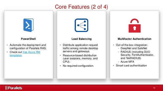 Address Citrix XenApp/XenDesktop issues with Parallels RAS