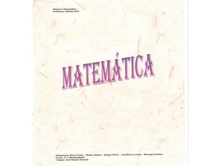 Para matematicass