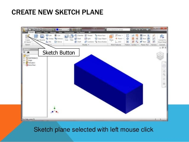 WHY PARAMETRIC MODELING? Determine the shape and size of the geometry at any time during the design process. This part sho...
