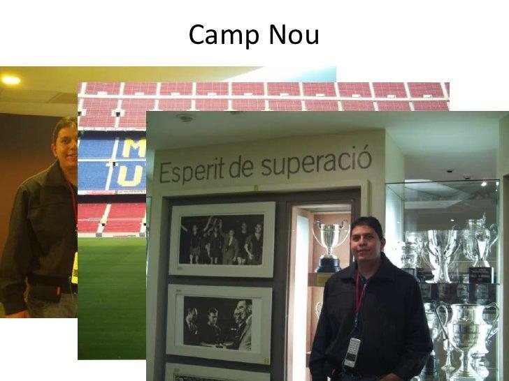 Camp Nou<br />
