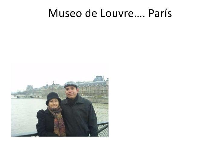 Museo de Louvre…. París<br />