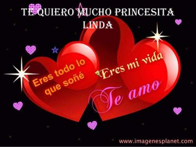Para Mi Princesita Linda