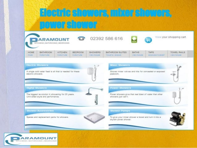 Electric showers, mixer showers,power shower           Insert Product          Photograph Here
