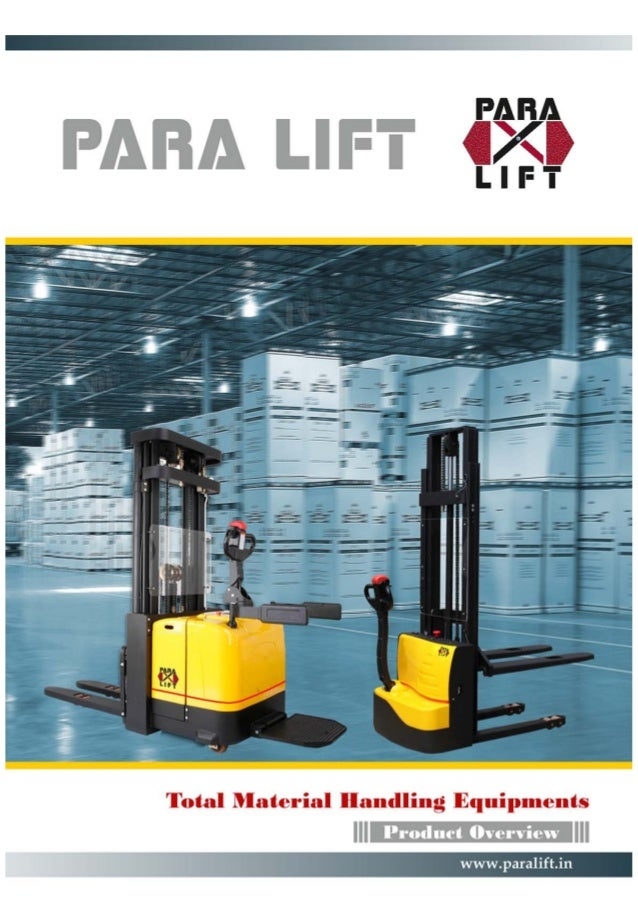 We are one of the leading manufacturers,  suppliers and exporters of an exhaustive array of Material Handling Equipment.  ...
