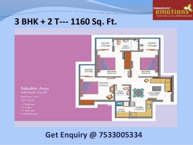 Paramount Emotions Noida Extension