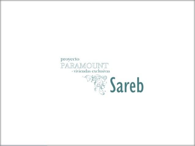 Sareb Sareb y el logotipo de Sareb son marcas registradas. La utilización de estas marcas requiere la autorización expresa...
