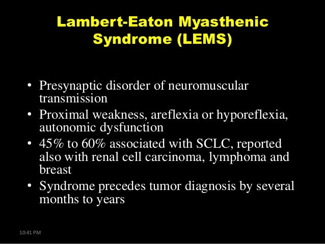 Opsoclonusmyoclonus syndrome  Genetic and Rare Diseases